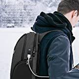 Business Laptop Backpack, HiOrange Travel Anti