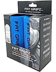 Fat Gripz Pro – starka biceps och armmuskulatur, det enkla och snabba sättet (diameter 5,7 cm) – tjocka hantelhandtag
