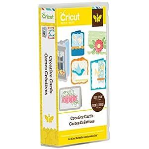 Cricut Project Creative Cards Cartridge