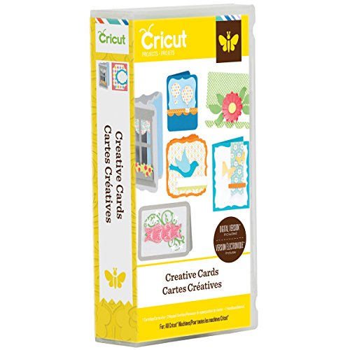 Cricut 2001984 Project Creative Cards Cartridge by Cricut