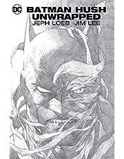 BATMAN HUSH UNWRAPPED HC NEW ED: Deluxe Edition