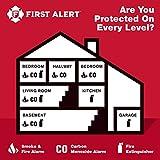 First Alert ZCOMBO 2-in-1 Smoke Detector & Carbon
