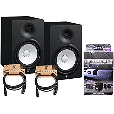 pair-of-yamaha-hs8-studio-monitors