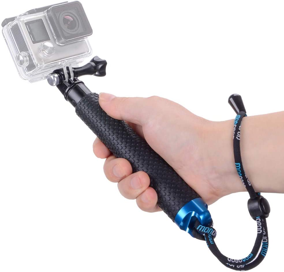 Best GoPro Selfie Stick For Hikers, Vloggers, And Travelers