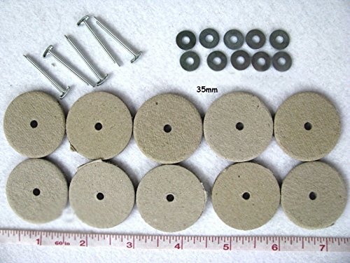 bangdan Joints for complete Teddy Bear, Plush Animal, 35mm 5 Millboard Joints
