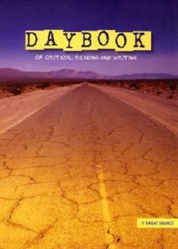 Daybook of Critical Reading And Writing (Grade 6)