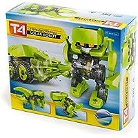 Johnco FS617 T4 Transforming Solar Robot