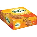 belVita Bran Biscuit 62 g, Box of 12 packs (12 x 62g)