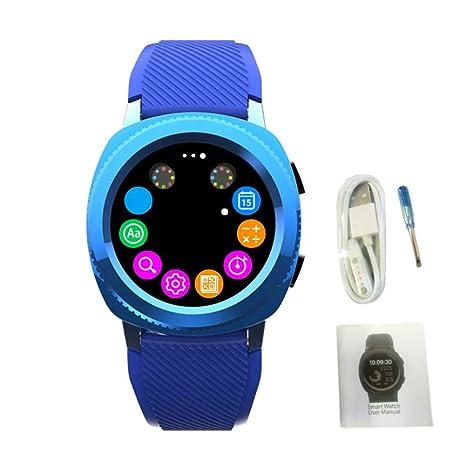 Auto Echo vovi para L2 Smartwatch con IP68 Agua Densidad Nadar microwear Reloj SMS Llamada entrante