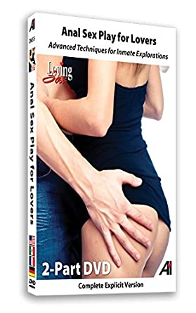 The lovers guide exploring anal sex