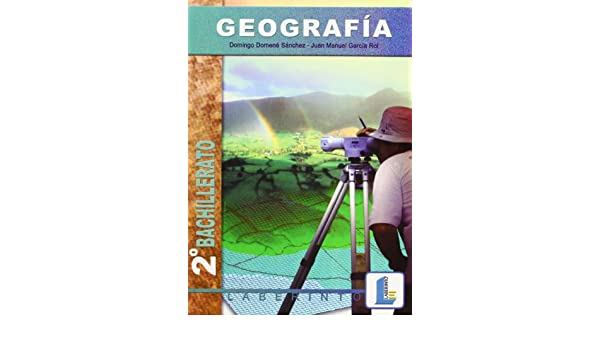 Geografía. 2.º bachillerato (Laberinto Texto): Amazon.es: Domené Sánchez, Domingo: Libros