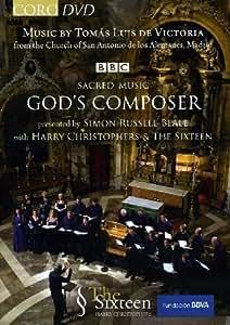 El Compositor De Dios (Tomás Luis De Victoria) [Reino Unido] [DVD]