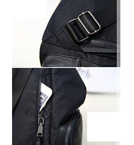 Dos Bandoulière La ZHXUANXUAN Petits Mode à Simple Sac Des Black Moderne De à Multifonctionnel Femmes Sacs xx6TqYw
