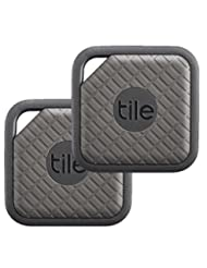 Tile - Key Finder. Phone Finder. Anything Finder - 2-pack, Ti...