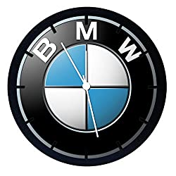 Extra Large Size 14 BMW Wall Clock Home Office Decor or Nice For Gift W444