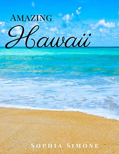 THIS IS A PICTURE BOOK. NO TEXT. A beautiful Colorful Picture book with stunning images. .One of the world's most incredible states in America, experience and take a journey through this Hawaii photo book and be transported to the much...