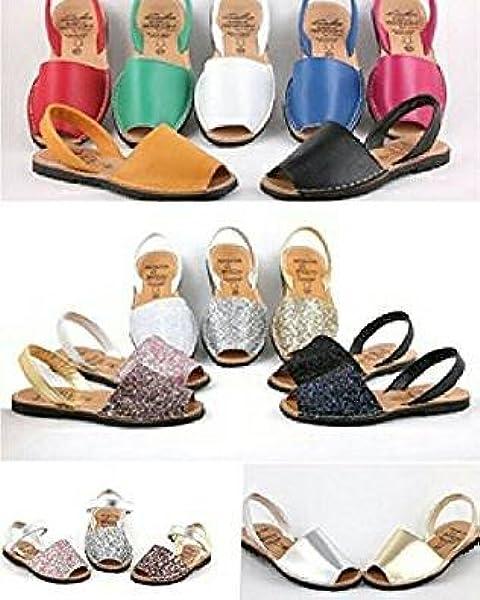 8a940ebc58da Avarca Spanish Sandals Adults - Real Leather  Amazon.co.uk  Shoes   Bags