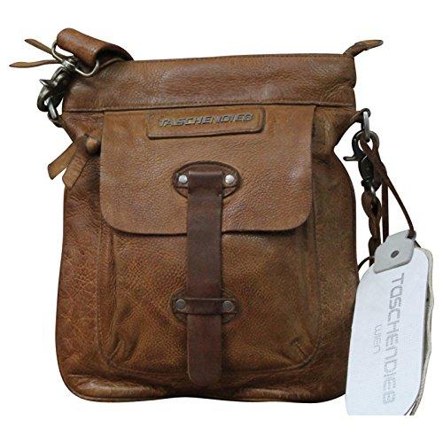 Taschendieb Wien Cross Body Bag cognac