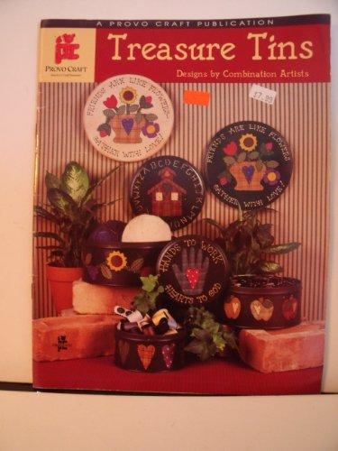 - Treasure Tins - A Provo Craft Publication