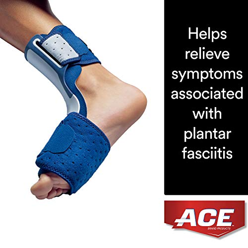 ACE Brand Plantar Fasciitis Sleep Support, Americas Most Trusted Brand of Braces and Supports, Money Back Satisfaction Guarantee