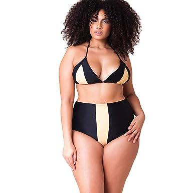 Conjunto De Bikinis Mujer Talla Grande JORICH Traje De Baño Push ...