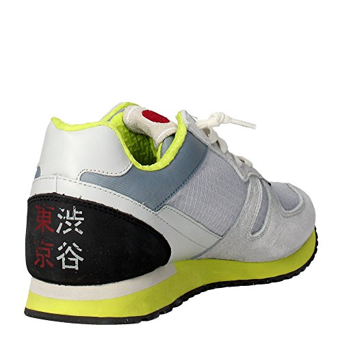 Lotto S2994 Sneakers Hombre Cuero Rigido Gris 41 8MRhPqOUGT