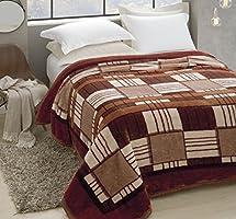 Jolitex 07.0608022.01168 Cobertor Pelo Alto Invernes Casal