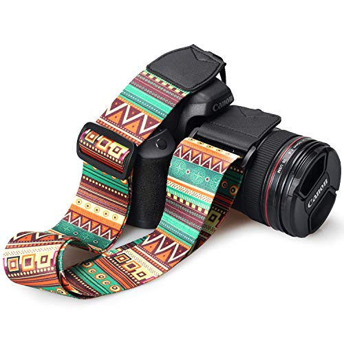 TYTX Camera Neck Strap DSLR Shoulder Belt for Canon, Nikon, Pentax, Sony, Fujifilm and Digital Camera 【Original Production, Quality Assurance】 (Picture 8)
