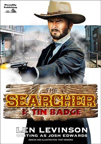 Tin Badge (A Searcher Western Book 3)