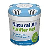 L.R.T Natural Air Purifier Gel. Odor Eliminator & Natural Air Freshener Neutralizes Smell. Mold & Mildew Remover - Home, Pets, Car, Boat & RV 2.6oz/75gm