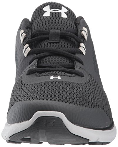 Under Armour Ua Fuse FST, Men's Competition Running Shoes, Black, 12 UK (47.5 EU)