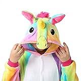 Adult Onesie Unicorn for Women Men Pajamas Animal