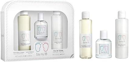 EAU MY BB pack gel de baño y champú 200 ml + locion hidratante 200 ...