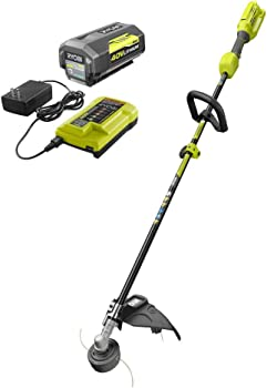 RYOBI 40-Volt Cordless Attachment Capable String Trimmer