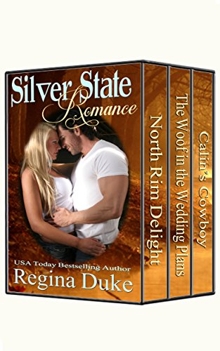 book cover of Silver State Romance Boxed Set
