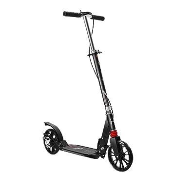 Patinete urbanos Plegables Scooter para Adultos de 2 Ruedas ...