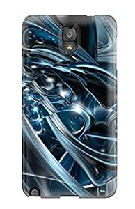 ANYLEea2308DPIwk ZippyDoritEduard Abstract Feeling Galaxy Note 3 On Your Style Birthday Gift Cover Case
