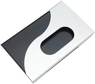 Les détenteurs de cartes Titulaire Nom Carte Metal Men, Noir / Argent Blancho Bedding