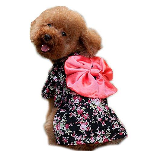 4cc735583c172 中小型犬 犬の服 猫服 和服 着物 猫着物 犬用 猫用 洋服 お正月 結婚式 ...