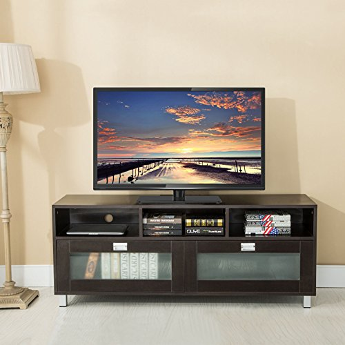 [US Stock] Kize2016 TV Stand Entertainment Center Media Furniture Console