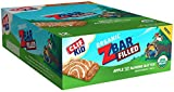 Health & Personal Care : CLIF KID ZBAR FILLED - Organic Energy Bar - Apple Almond Butter (1.06 Ounce Snack Bar, 12 Count)