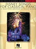 Disney Songs for Classical Piano (Phillip Keveren)