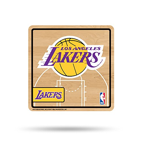 NBA Los Angeles Lakers Wooden 3D Magnet