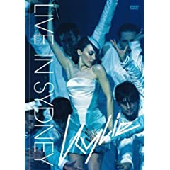 Kylie Minogue : On a Night Like This, live in Sidney 2001 - DVD