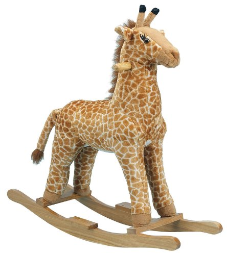- Charm Company Jacky Giraffe Rocker (Discontinued by Manufacturer)