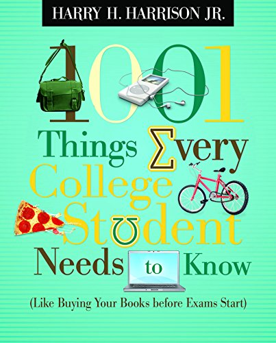 Things Every College Student Needs ebook product image