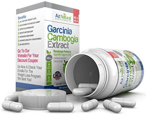 Garcinia Cambogia extrait pur [9 DOLLAR SALE!] Atteindre vos objectifs en 6 semaines ou remboursé - 180 comte (Approvisionnement 45 jours) - 3.000 mg par jour - Tous Multiminéraux naturel plus d'appétit, Carb Blocker, diurétique et de Gestion de poids For