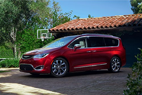 chrysler-pacifica-2016-car-print-on-10-mil-archival-satin-paper-red-front-side-static-view-16x20