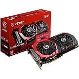 MSI Radeon RX 480 GAMING X 4G Radeon RX 480 4GB GDDR5 - graphics cards (AMD, Radeon RX 480, 1303 MHz, 4 GB, GDDR5, 256 bit)