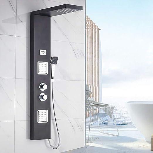 shower set Sistema de Torre de mampara de Ducha Control de ...